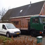 Bestelauto en vrachtauto